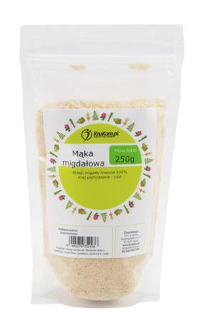 Mąka migdałowa 250g BEZGLUTENOWA
